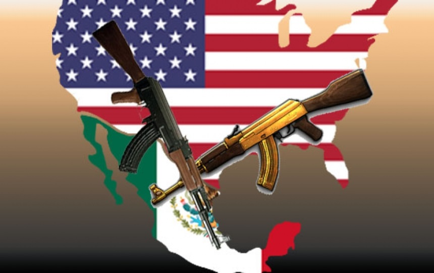 La oportunidad de Biden para detener el tráfico de armas entre USA y México