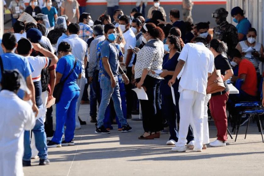 vacunacion covid, Mexico