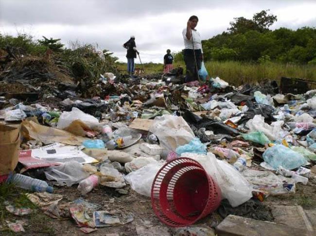 separacion de residuos