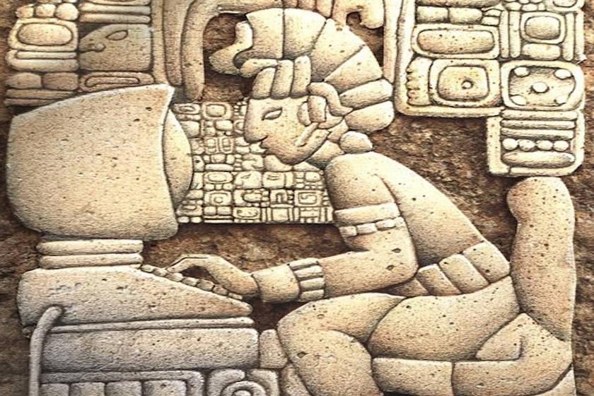 codigo maya desde normandia