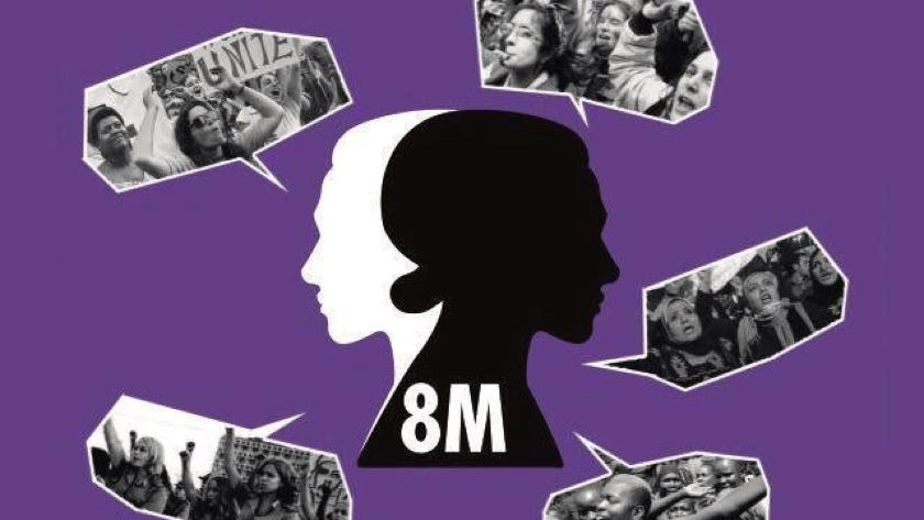 Dia Internacional de la Mujer, 8M