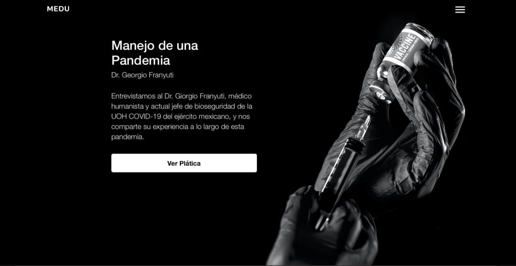 MEDU: Un proyecto que busca cambiar el aprendizaje médico en México y América Latina