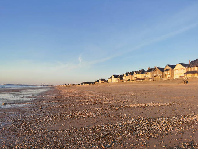 playas normandia