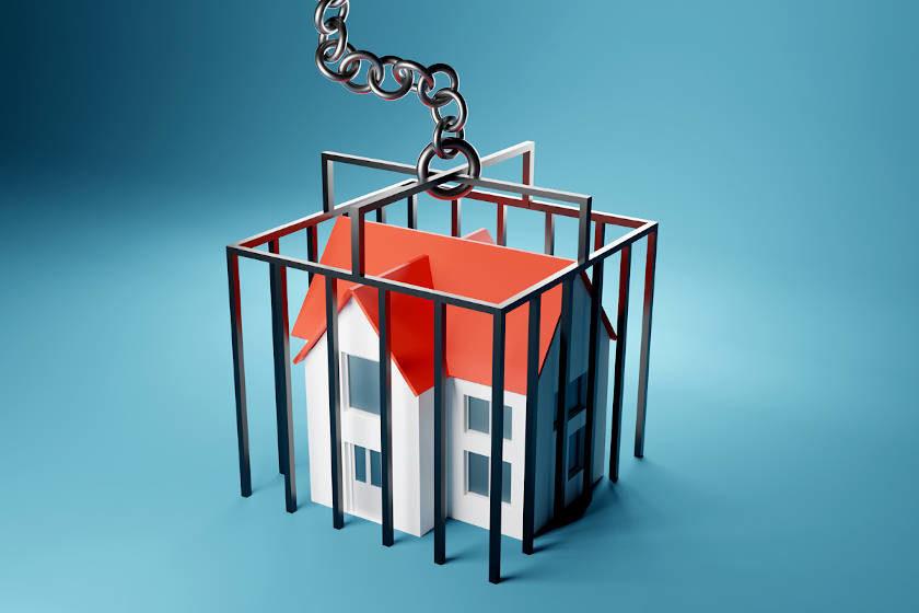 guerra ilegal robo de propiedades