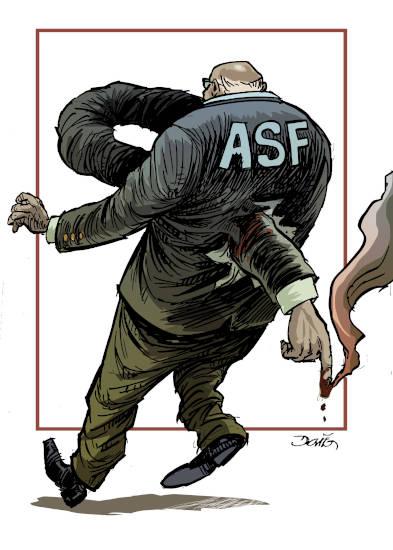 Desprestigio de la ASF