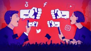 calumnias en redes sociales
