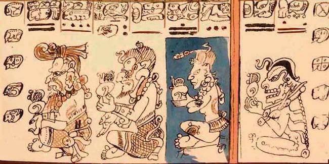 codigo maya