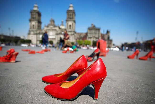 dia de la mujer feminicidios